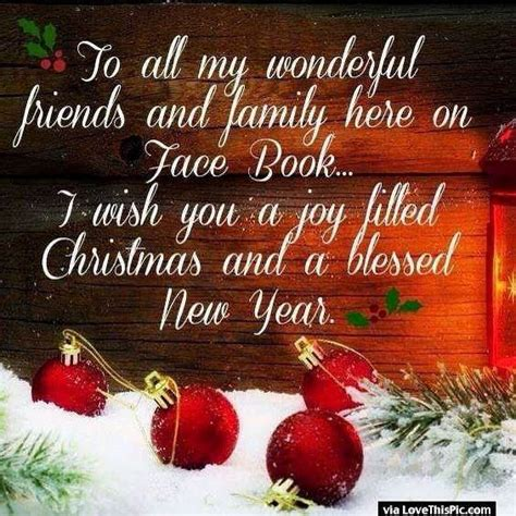 merry christmas  happy  year    facebook friends  family christmas merry