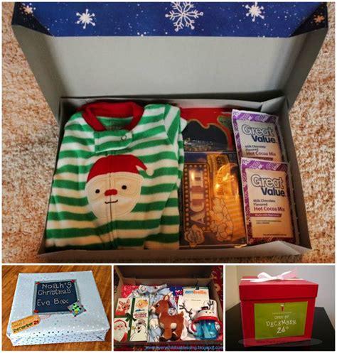 best 25 night before christmas box ideas on pinterest