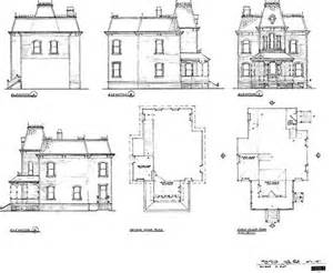 Psycho House Floor Plans Bates Motel House Floor Plan Buscar Con Google Diy