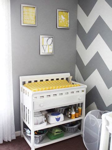 changing table for parents modern nursery ideas
