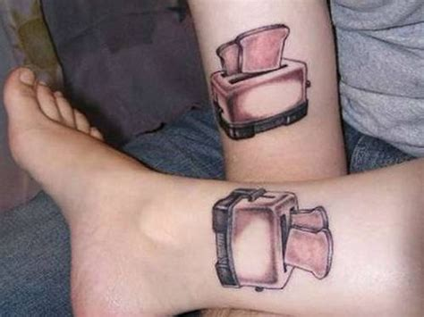 30 cool matching tattoos creativefan