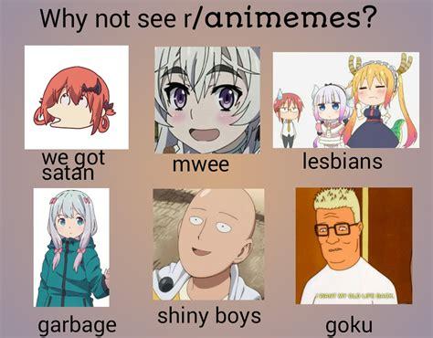 R Animemes by Mwee Animemes