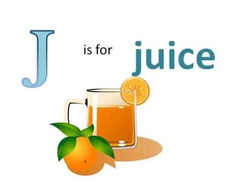7 Reasons Orange Juice Is For You by A And Educational For All About J J Is