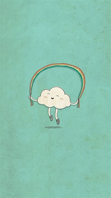 wallpaper for iphone 5 cute cute cartoon cloud iphone 6 6 plus and iphone 5 4 wallpapers