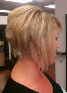 graduated layered blunt cut hairstyle bob cuts for fine hair short hairstyles 2016 2017