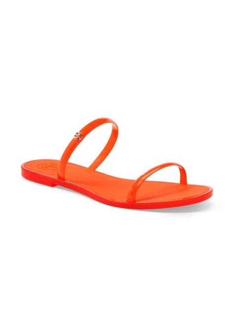 burch jelly slippers burch burch jelly sandal shoes shop