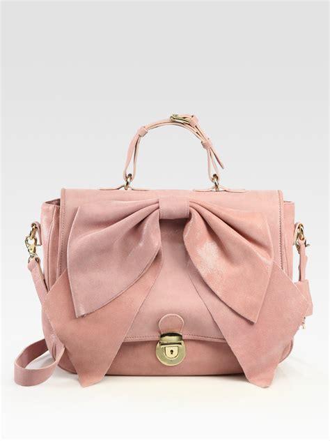 Valentino Purse Deal Valentino Fame Bow Shoulder Bag by Valentino Leather Bow Shoulder Bag Best Model Bag 2016