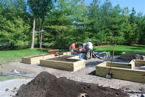 growing vegetables in boxes a formal vegetable garden dirt