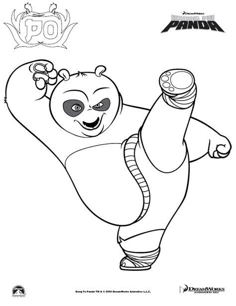 coloring pages kung fu panda characters kung fu panda 2 coloring pages