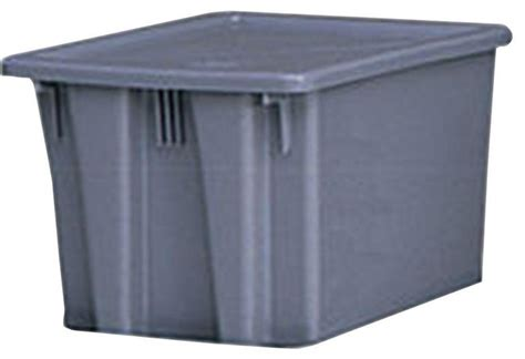 Garage Organization Totes Storage Bins Cubes Totes Rubbermaid Commercial Products