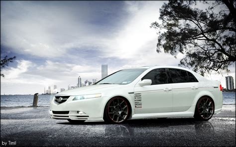 acura tl history photos on better parts ltd