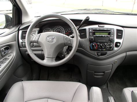 Interior Design Tricks Automotive Trends 187 2004 Mazda Mpv