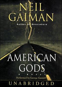 the neil gaiman audio american gods audio book cassettes unabridged