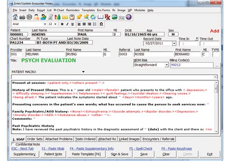 Specialties Offering Medical Software For All Specialties Ob Gyn Office Schedule Template