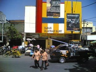 surabaya traditional markets business finance