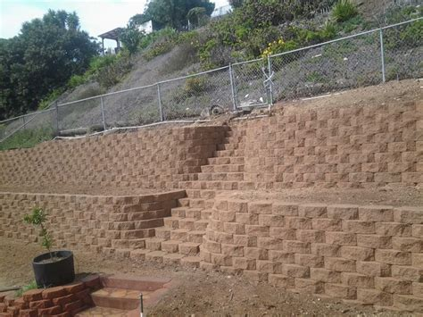 retaining walls san diego retaining wall contractors san