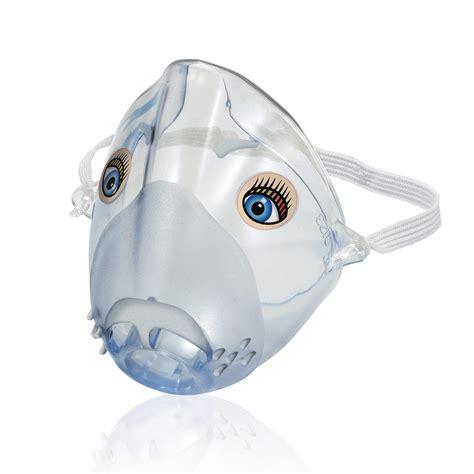 Masker Nebulizer sami the seal pediatric nebulizer mask