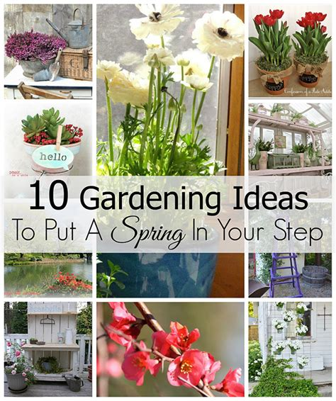 getting your dream home in 10 steps riverfront estates 10 gardening ideas to put a spring in your step house of