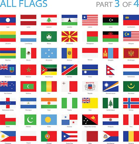 flags of the world x plane download royalty free world flags clip art vector images