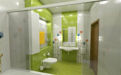 Coole Badezimmer Fliesen by Fliesengestaltung Im Bad Coole Badezimmer Bilder