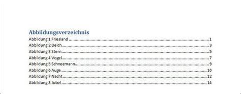 Word Quellen Vorlage Verzeichnisse In Word Inhaltsverzeichnis Index Abbildungsverzeichnis Literaturverzeichnis