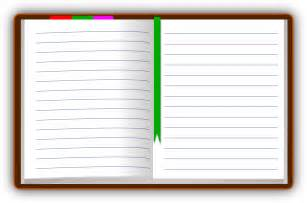 open diary clipart png clipartfest open diary clipart