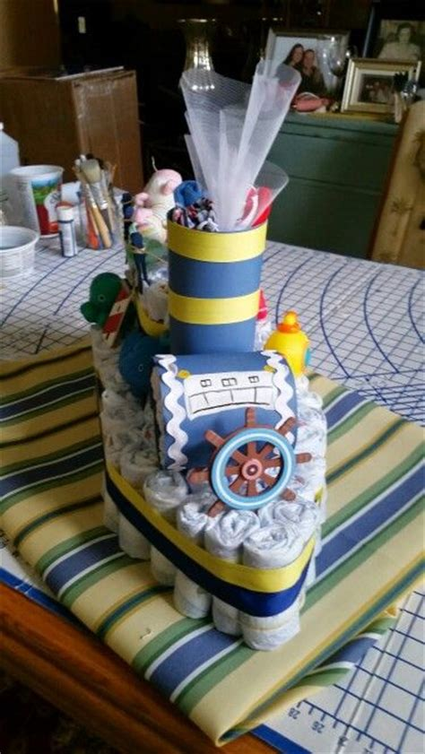 Baby Shower Boat by 1000 Ideas About Boat Cake On