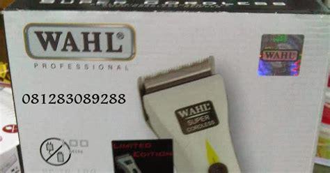 Wahl Stylique Cordless Trimmer Set Alat Cukur Tanpa Kabel jual hair clipper mesin cukur rambut wahl rechargeable