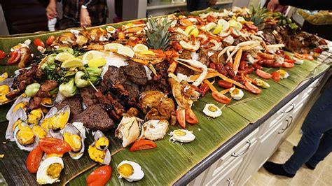 new year dinner winnipeg new winnipeg dinner series features traditional kamayan