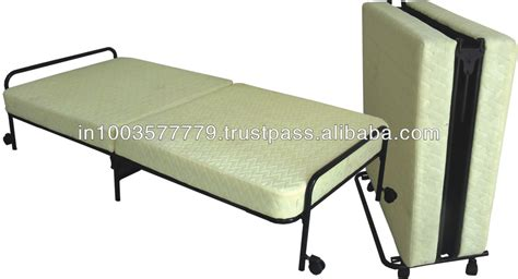 folded bed hotel roll away folding bed buy folding single bed