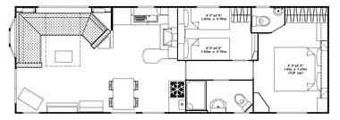 static caravan floor plan victory vermont vue 36x12ft 6ins 2 bedrooms leisuredays news