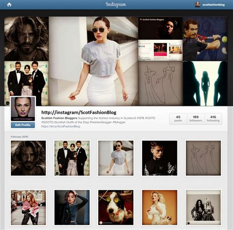 blogger instagram scottish fashion bloggers colin gilchrist