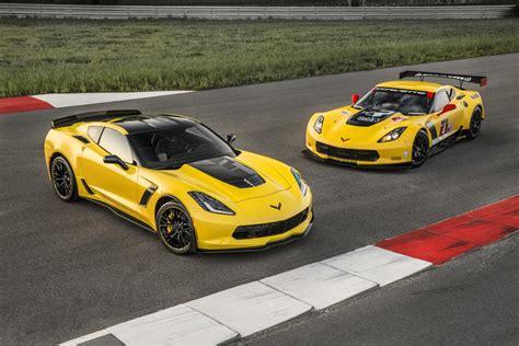 official release 2016 corvette z06 c7 r edition