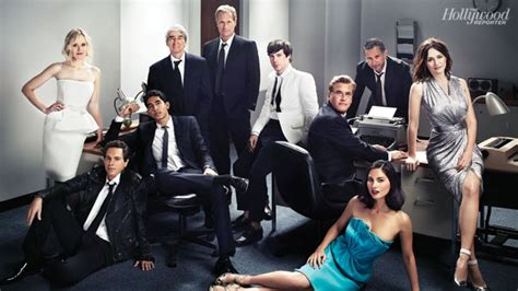 the news room cast the newsroom exclusive photos of aaron sorkin and the hbo cast reporter