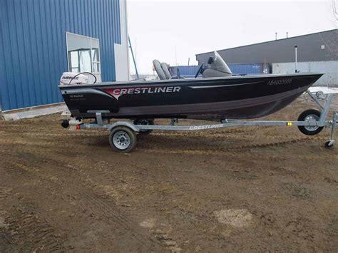 crestliner boats for sale edmonton used 2015 crestliner kodiak edmonton ab
