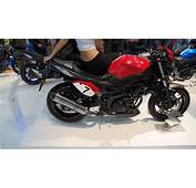 Suzuki SV650 And DL650 V Strom Engines Are Euro4 Compliant