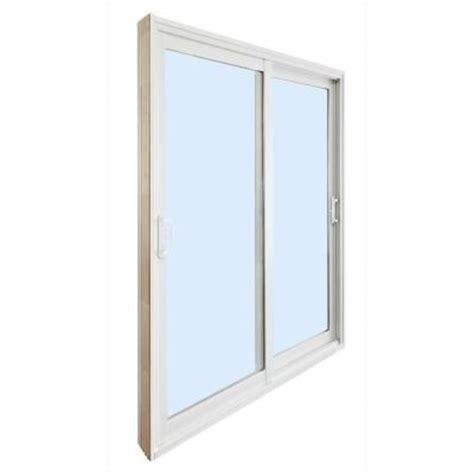 Stanley Patio Doors Stanley Doors Sliding Patio Door Clear Lowe 600001 The Home Depot