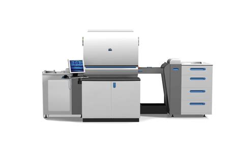 Printer Hp Indigo 5500 Hp Indigo 5500 Digital Press Exapro