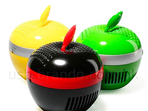 Apple Usb Led Mosquito Killer L usb apple air purifier