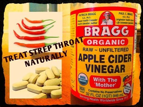 home remedy for strep throat health and safety
