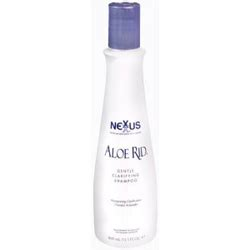 What Is Nexxus Rid Detox Shoo by Buy Nexxus Aloe Rid Gentle Clarifying Shoo 12 99