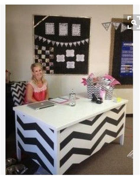 contact paper desk makeover pinterest the world s catalog of ideas