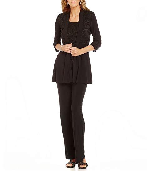 Dillard S Gift Card Customer Service - r m richards 2 piece lace pant set dillards