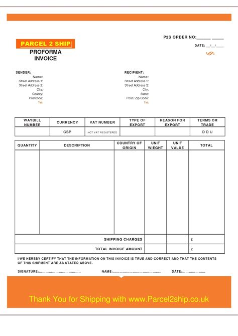 Simple Invoice Template Uk Printable Invoice Template Plain Invoice Template