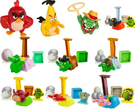 Happy Meal Angry Birds Lasso Pig angry birds toys angry birds plush toys with angry birds