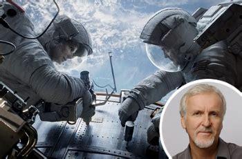 film luar angkasa terbaik sepanjang masa sutradara avatar dan titanic puji gravity film luar