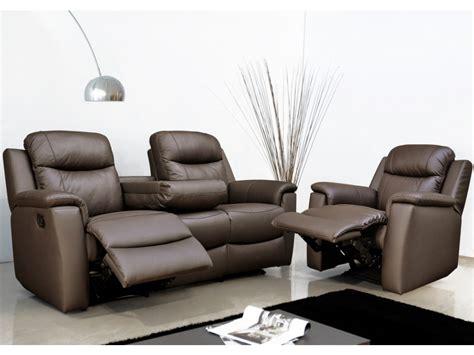 salon relax canap 233 relax confort et design le de vente unique