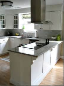 white cabinets and grey countertop color