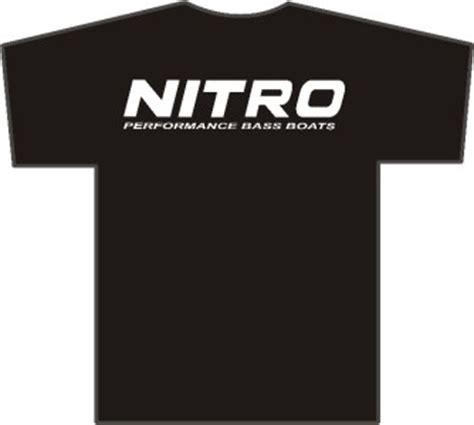 nitro performace bass boat t shirts nitro boat - Nitro Bass Boats Apparel