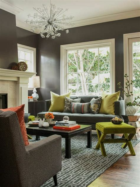 living room strong color exles of covers colour